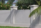 Bapaume Barrier wall fencing 1