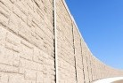 Bapaume Barrier wall fencing 6