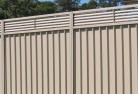 Bapaume Corrugated fencing 5