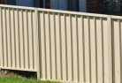 Bapaume Corrugated fencing 6