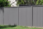Bapaume Corrugated fencing 9