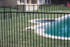 Bapaume Pool fencing 2